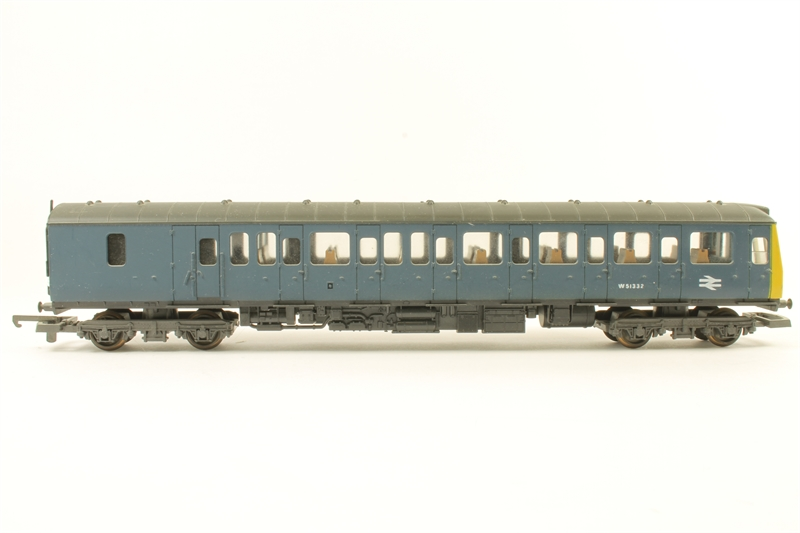 Lima l205138 sd02 class 117 dmbs driving for Cannon motor company preowned