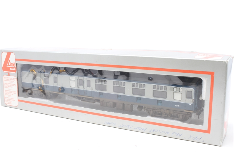 hattons co uk - Lima L305335-PO08 Mk1 Corridor Brake 2nd