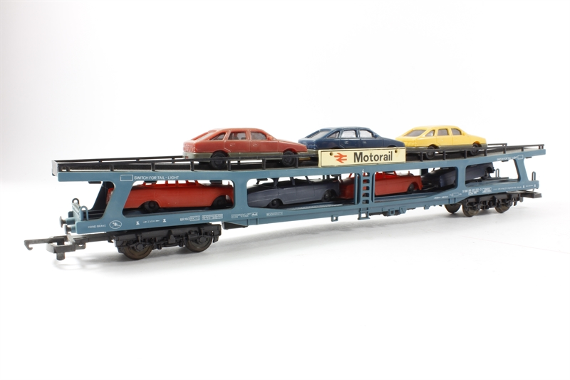 Lima l305696 ln motorail car transporter for Cannon motor company preowned