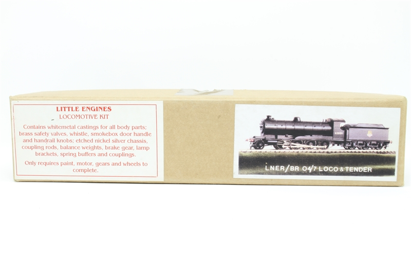 hattons co uk - Little Engines LE04-PO LNER/BRO4/7 2-8-0 Steam