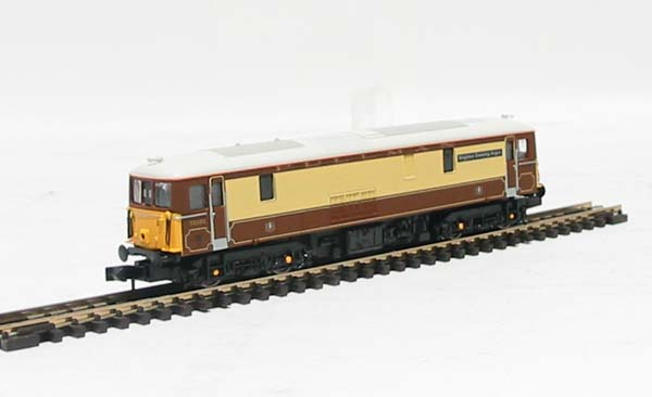 dapol nd011a class 73 electro diesel. Black Bedroom Furniture Sets. Home Design Ideas