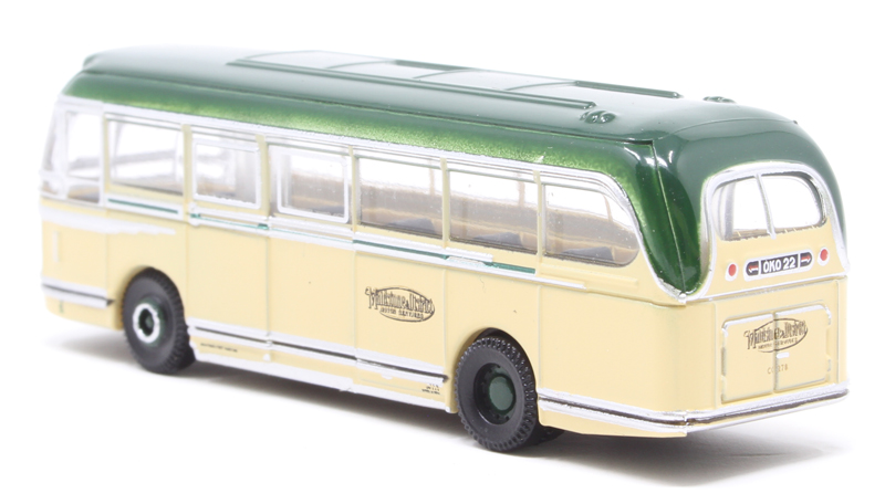 NLRT004 Oxford Diecast N Gauge Leyland Royal Tiger Maidstone /& District