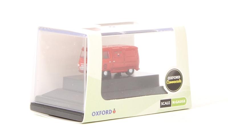 hattons co uk - Oxford Diecast NPB008 Commer PB -