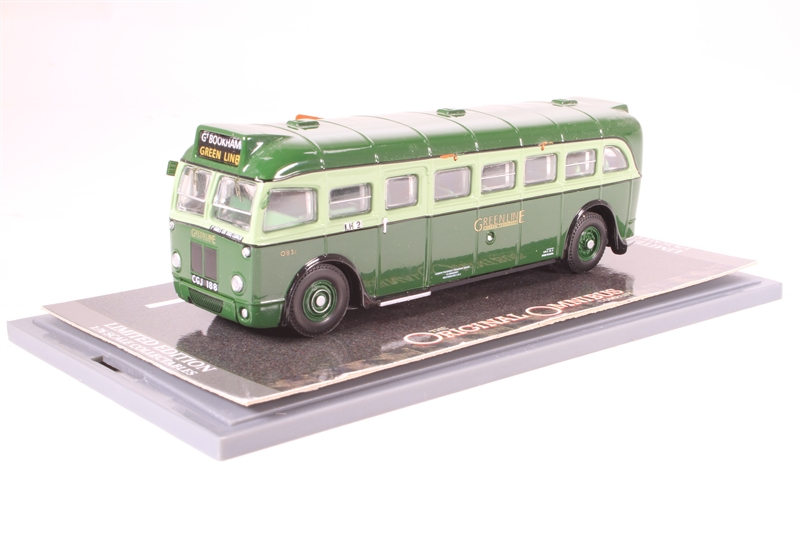 hattons co uk - Corgi Collectables OM41005-SD AEC 4Q4
