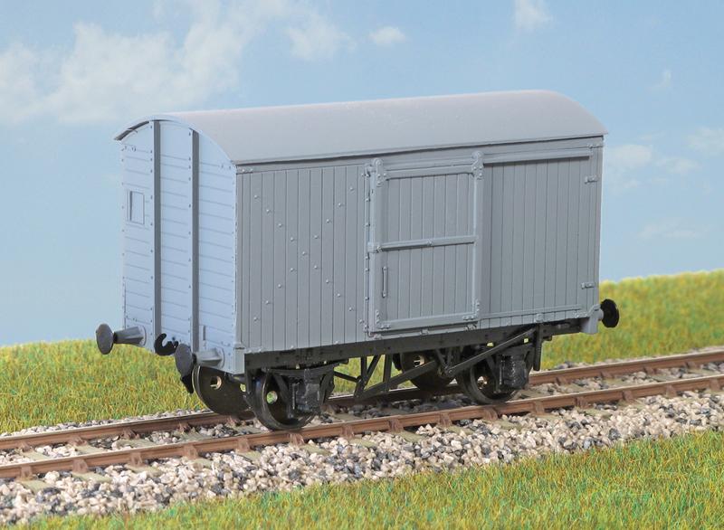 LNER Bogie Brick Wagon OO Parkside PC23