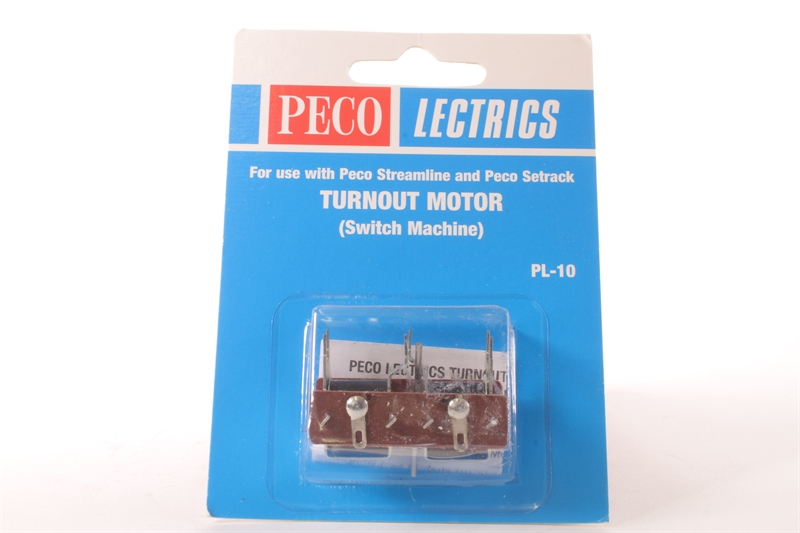 Peco products pl 10 ln01 point motor for Cannon motor company preowned
