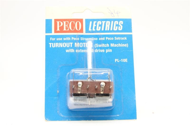 Peco PL-10E Point Motor Extended Pin