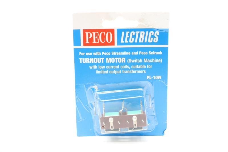 Point Motor With Low Amps Peco PL-10W Turnout Switch Machine