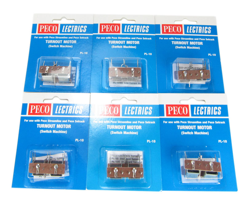 hattons.co.uk - Any or Multiple Scales Point motors Products