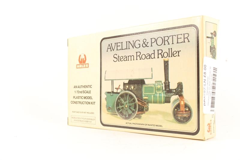 Airfix pp0587 ln aveling porter steam for Pre porter website