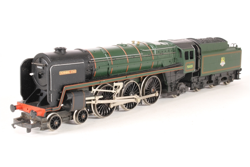 Hornby R033morningstar Ln Britannia Class