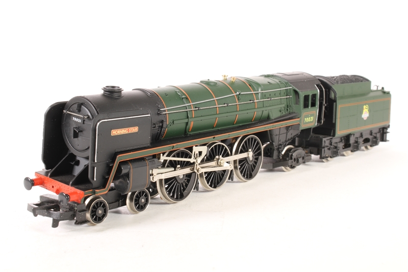 Hornby R033morningstar Sd Britannia Class