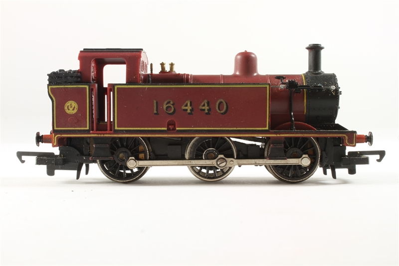Hornby r052 3f sd01 class 3f jinty 0 6 0t for Cannon motor company preowned