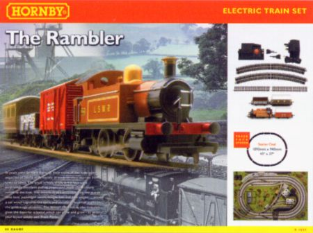how to wire a hornby train set