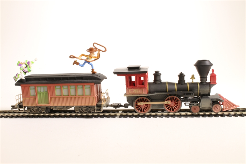 New Toy Story 3 Train : Hattons hornby r ln toy story trainset pre