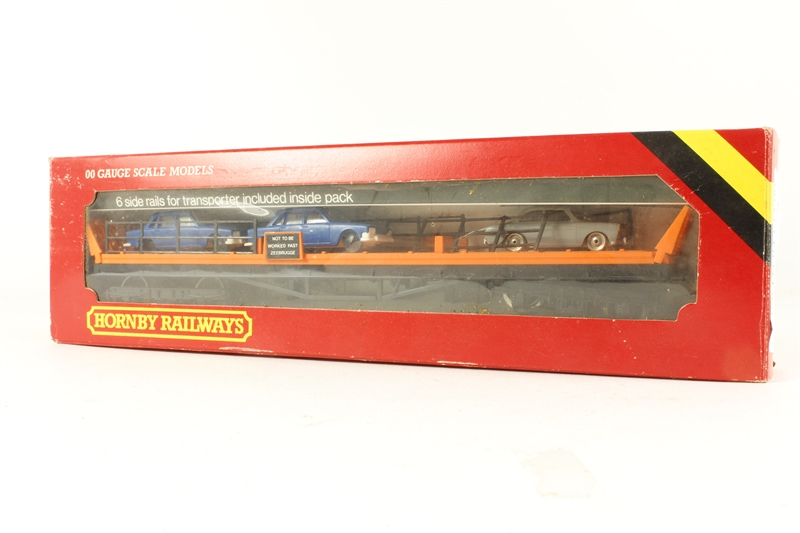 Hornby r126 ln 04 car transporter pre for Cannon motor company preowned
