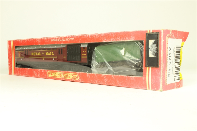 hornby operating mail coach instructions