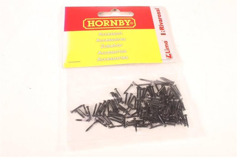 Hornby R207 Track Fixing Pins Approx.130 OO HO
