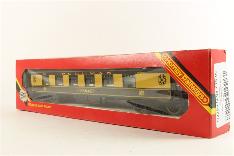 hattons.co.uk - Hornby R229-LN-08 Pullman First Class Parlour Car ...