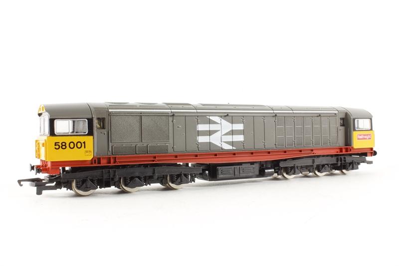 Hornby R250 U 06 Class 58 Co Co Freight
