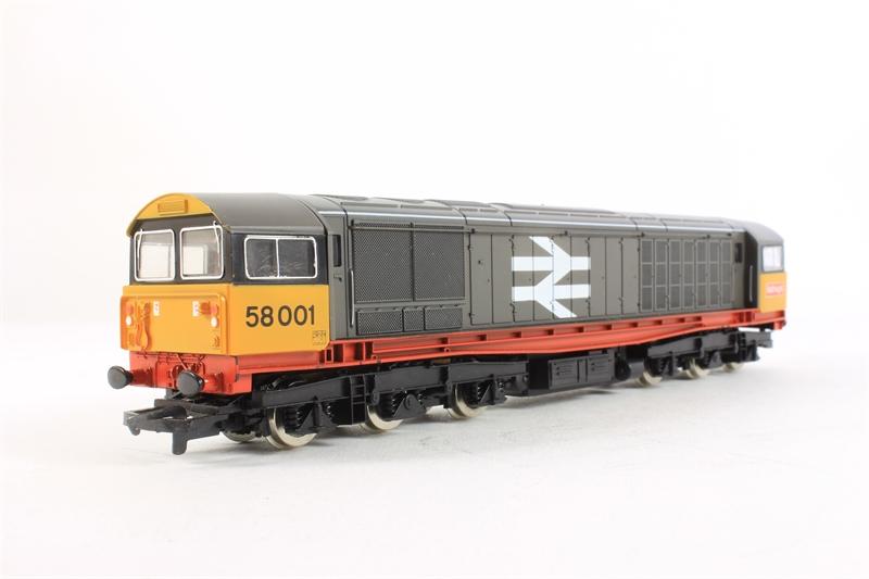 Hornby R250 U 08 Class 58 Co Co Freight