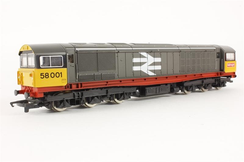 Hornby R250 U010 Class 58 Co Co Freight