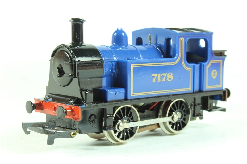 Hornby R255-LN 0-4-0 Industrial Tank 7178 - Pre-owned - Like new