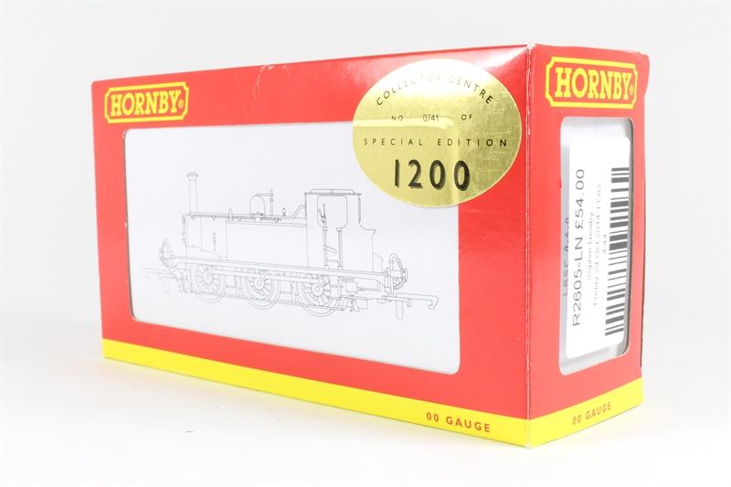 Hornby r2605 ln aix class 0 6 0 terrier for R2605