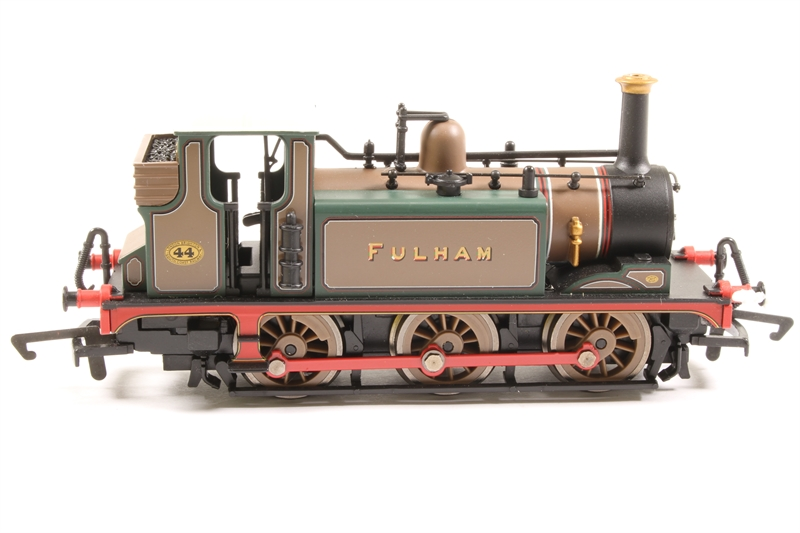 Hornby r2605 po aix class 0 6 0t terrier for R2605