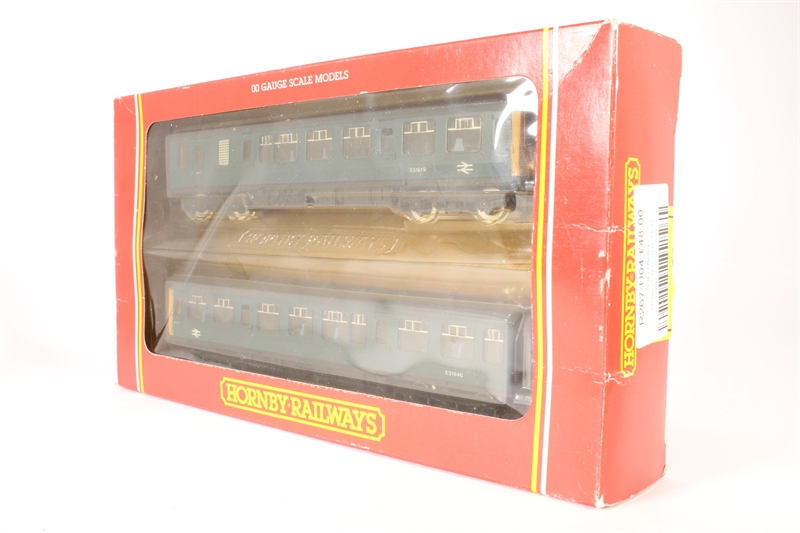 Hornby r267 u04 class 110 2 car diesel for 110 window unit