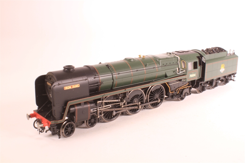 hattons co uk - Hornby R2719-HR Class 7P6F 4-6-2 Britannia 70014