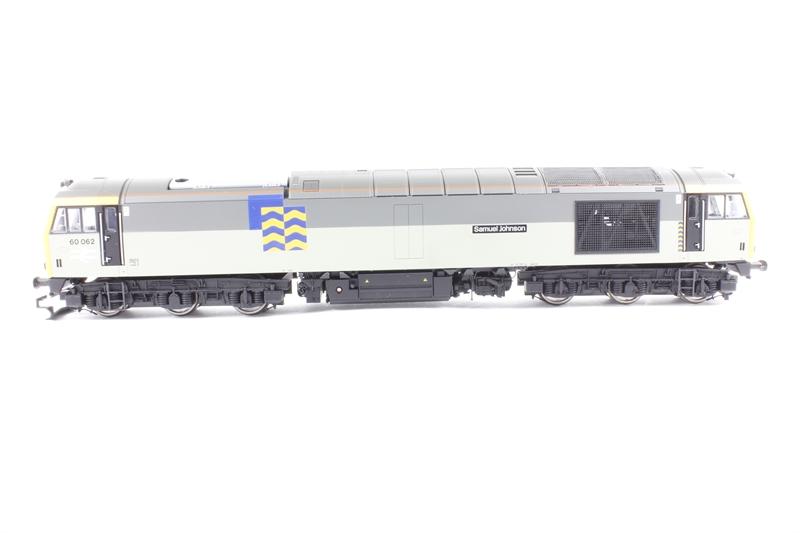 LN Class 60 diesel 60062