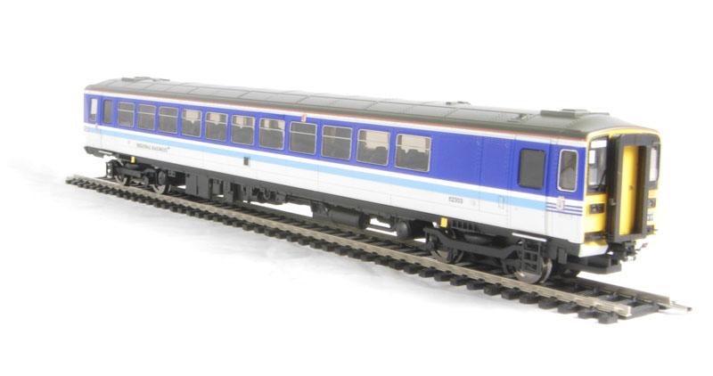 Hattons Co Uk Hornby R2759x Class 153 Single Car Dmu