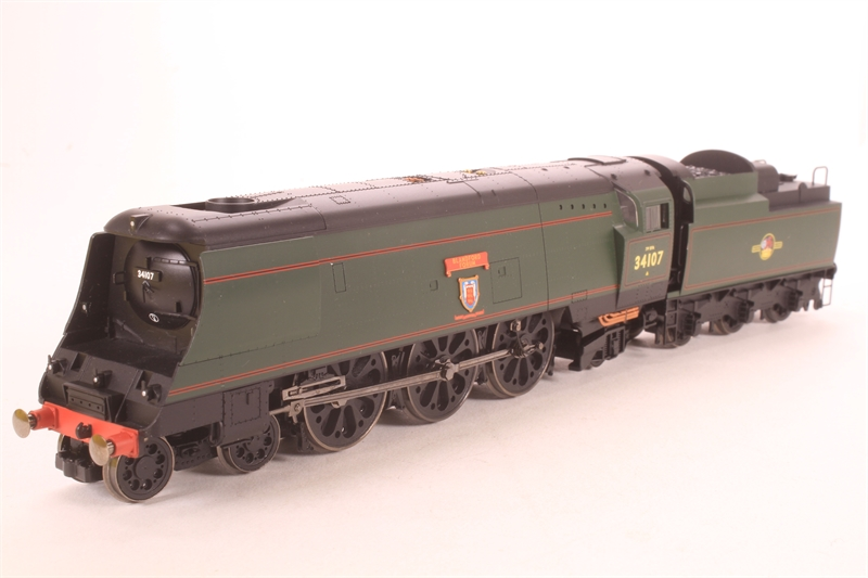hattons co uk - Hornby R2926-LN02 West Country Class 4-6-0