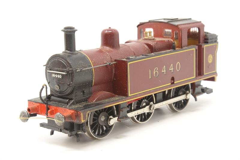 HORNBY Digital Loco S/&DJR 0-6-0 Jinty Class 3P