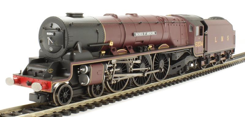 hattons.co.uk - Hornby R3119 LMS Princess Coronation Class 4-6-2 6234 ...: www.ehattons.com/51270/Hornby_R3119_LMS_Princess_Coronation_Class...