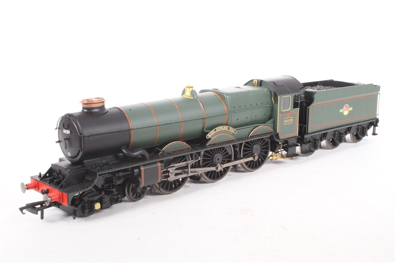 hattons.co.uk - Hornby R3332-HX Class 6000 King 4-6-0 ...