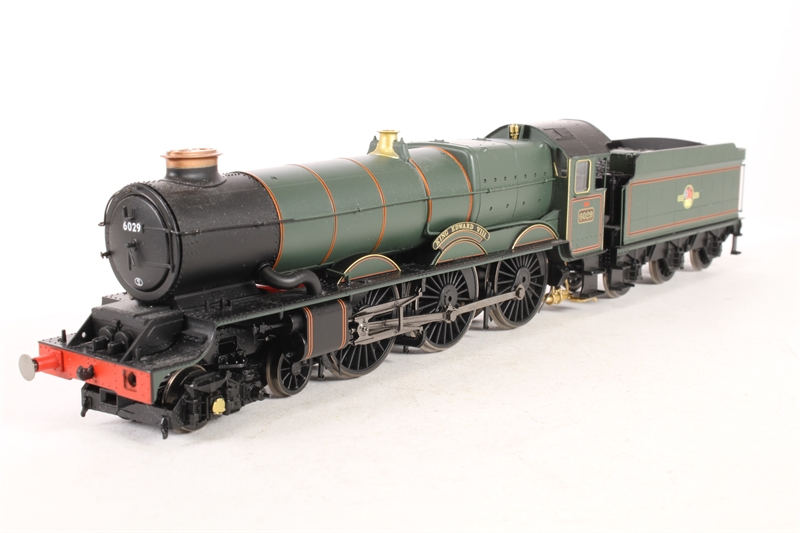 R3332-LN Class 6000 King 4-6-0 'King Edward VIII' in BR Late Crest ...