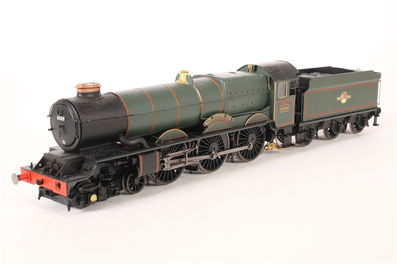 hattons.co.uk - Hornby R3332-SD Class 6000 King 4-6-0 ...