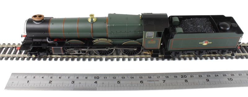 hattons.co.uk - Hornby R3332 Class 6000 King 4-6-0 'King Edward VIII ...