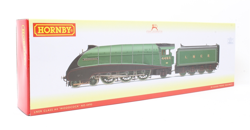 HORNBY R3630 LNER 4-6-2 class a4 woodcock no 4493 dcc ready