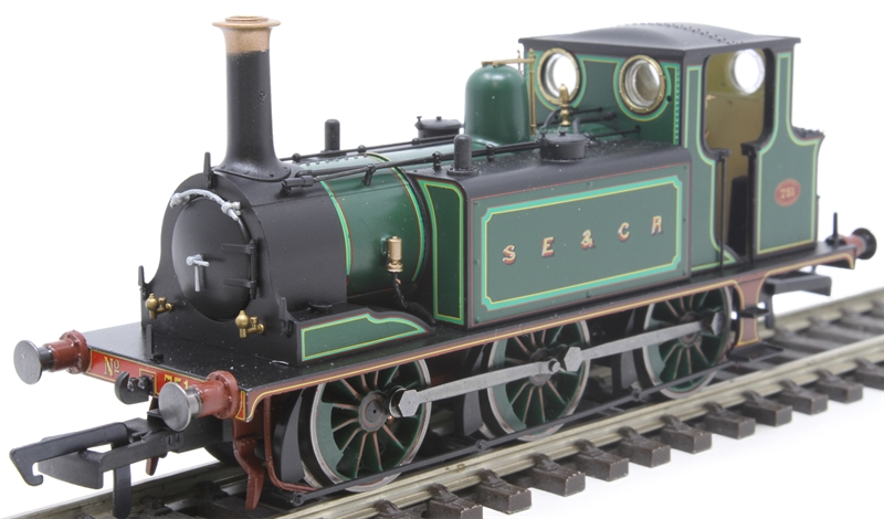 Hornby R3782 - 751 in South Eastern and Chatham Railway green