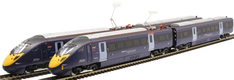HORNBY® SOUTHEASTERN CLASS 395 /'HORNBY VISITOR CENTRE/' MODEL TRAIN LOCO R3813