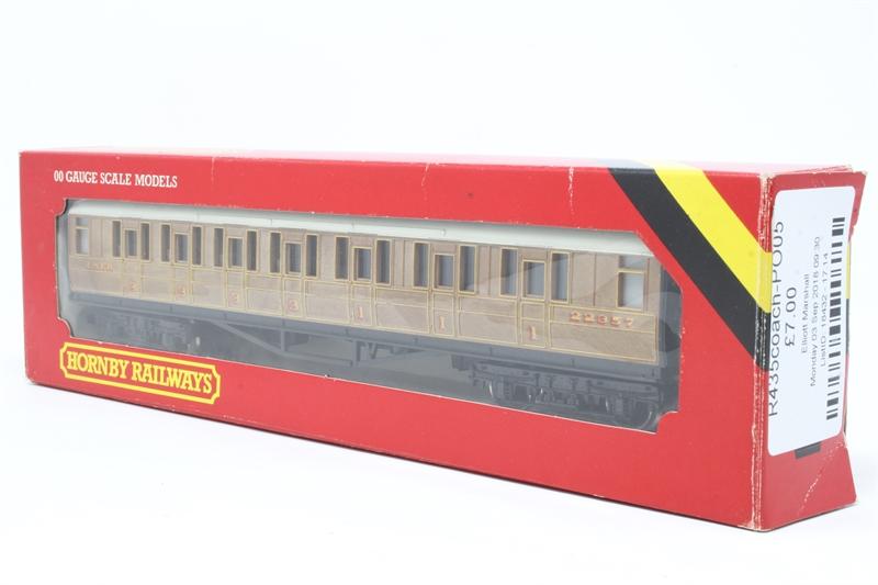 Black//White//Black Lining for LNER Green /& BR Blue Liveries Modelmaster MM4083 L1