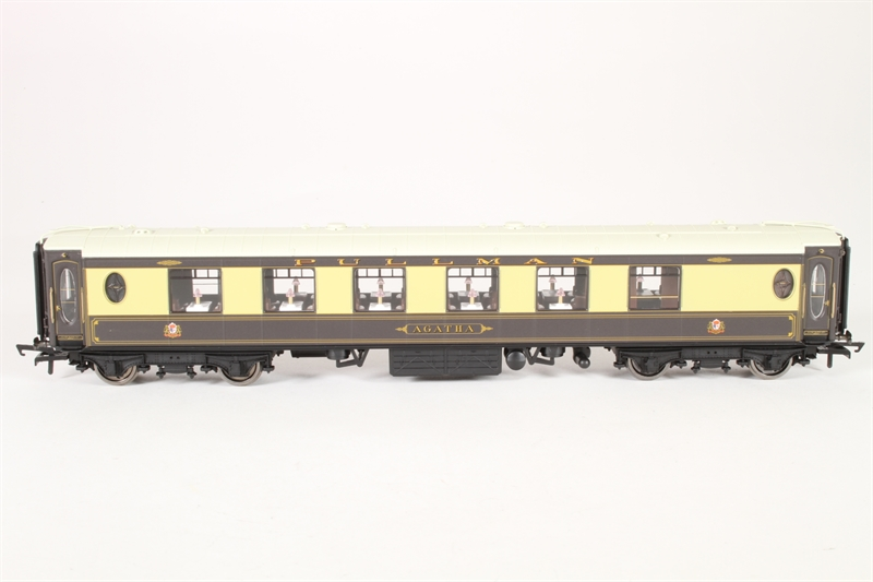 Hornby r4664 ln04 pullman first class for Cannon motor company preowned