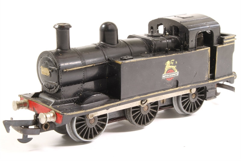 R52-PO Class 3F 0-6-0T 47606 in BR Black - Pre