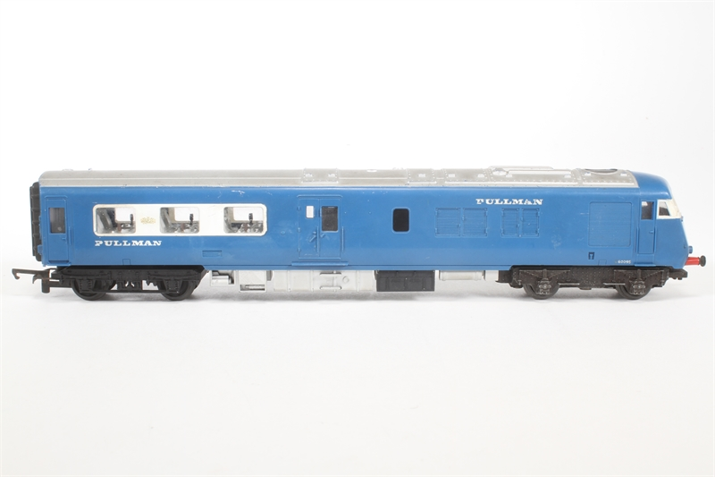 Hornby r555 sd01 diesel pullman motor car for Cannon motor company preowned