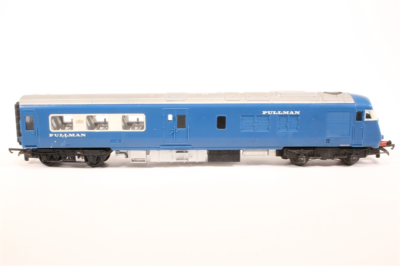 Hornby r555 u02 diesel pullman motor car for Cannon motor company preowned
