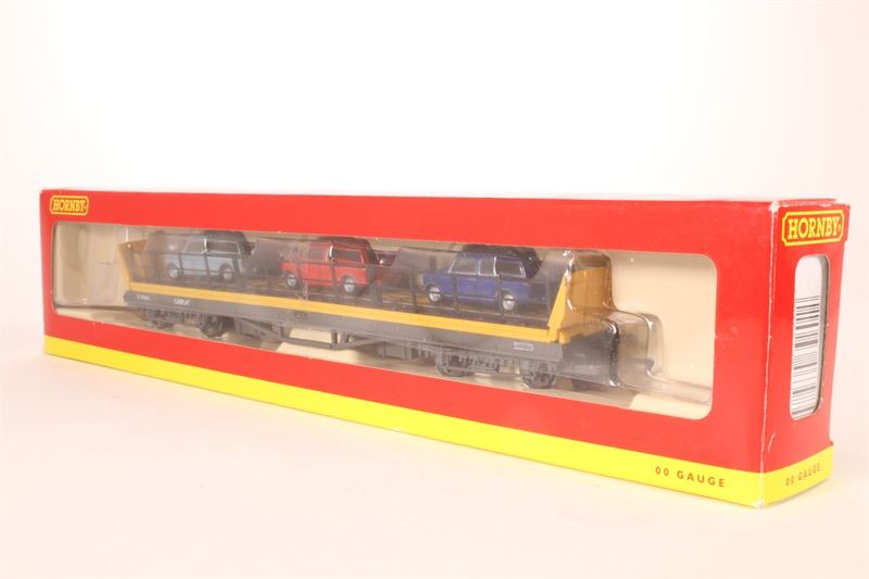 Hornby r6398 ln01 carflat car transporter for Cannon motor company preowned