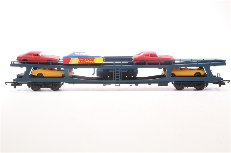 Hornby r6423 u car transporter pre for Cannon motor company preowned